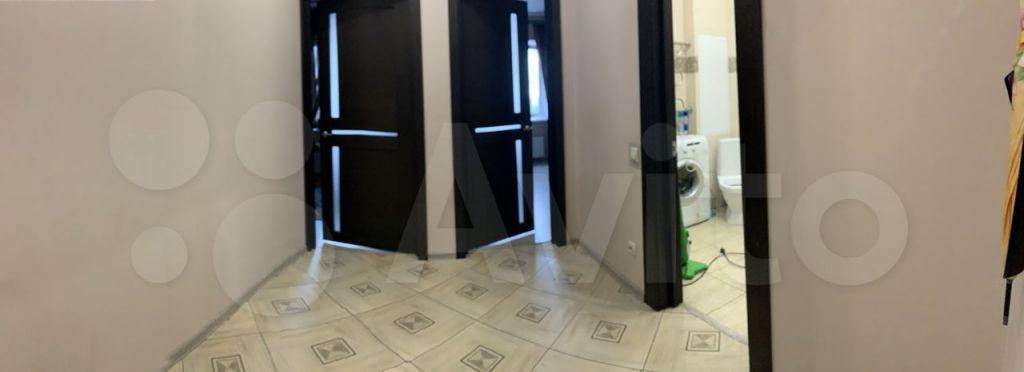 Аренда однокомнатной квартиры Апрелевка, улица Горького 25, цена 27000 рублей, 2021 год объявление №1461884 на megabaz.ru