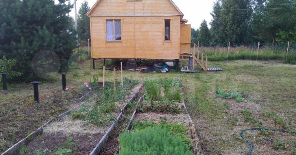 Продажа дома деревня Новая, цена 800000 рублей, 2021 год объявление №601876 на megabaz.ru