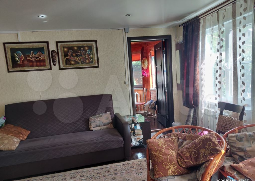 Продажа дома Хотьково, Первомайская улица, цена 3200000 рублей, 2021 год объявление №686555 на megabaz.ru