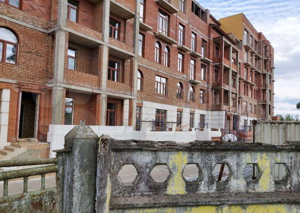 Продажа однокомнатной квартиры село Николо-Урюпино, цена 3250000 рублей, 2021 год объявление №668008 на megabaz.ru