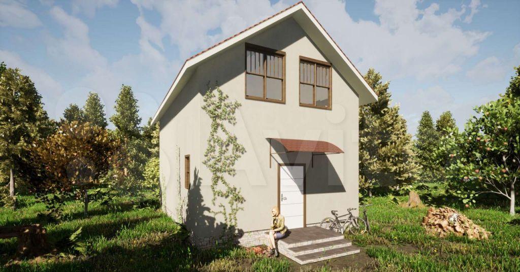 Продажа дома поселок опытного хозяйства Ермолино, улица Полянка, цена 5390000 рублей, 2021 год объявление №644709 на megabaz.ru