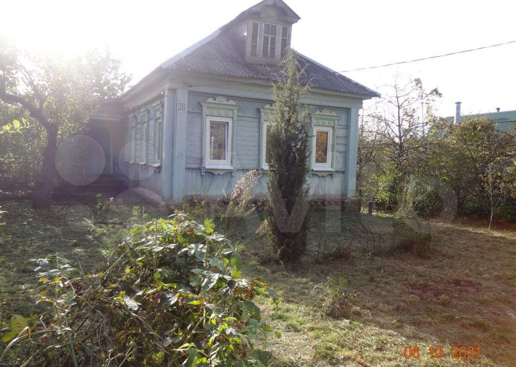 Продажа дома поселок Фруктовая, Железнодорожная улица 34, цена 2100000 рублей, 2021 год объявление №706018 на megabaz.ru
