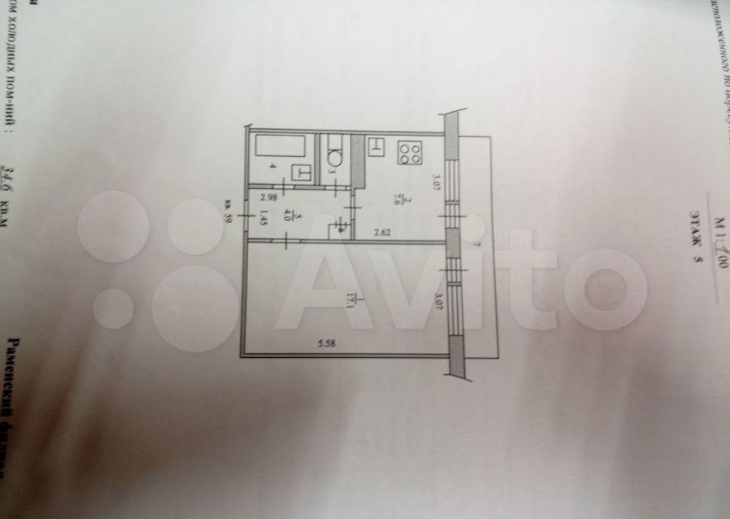 Аренда однокомнатной квартиры село Константиново, цена 23000 рублей, 2021 год объявление №1462549 на megabaz.ru