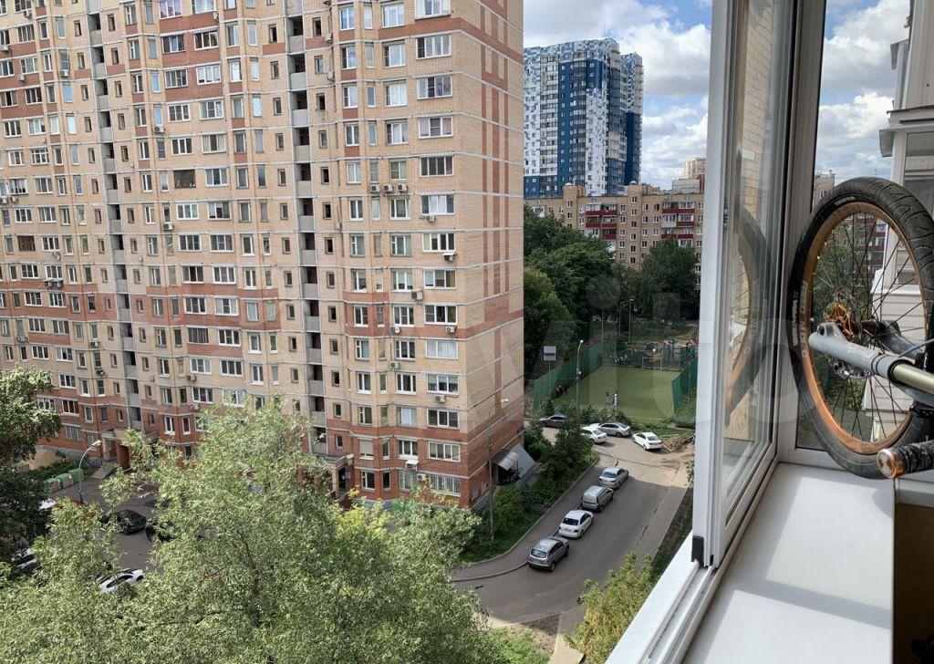Продажа двухкомнатной квартиры Москва, метро Рязанский проспект, Рязанский проспект 60, цена 10000000 рублей, 2021 год объявление №687814 на megabaz.ru