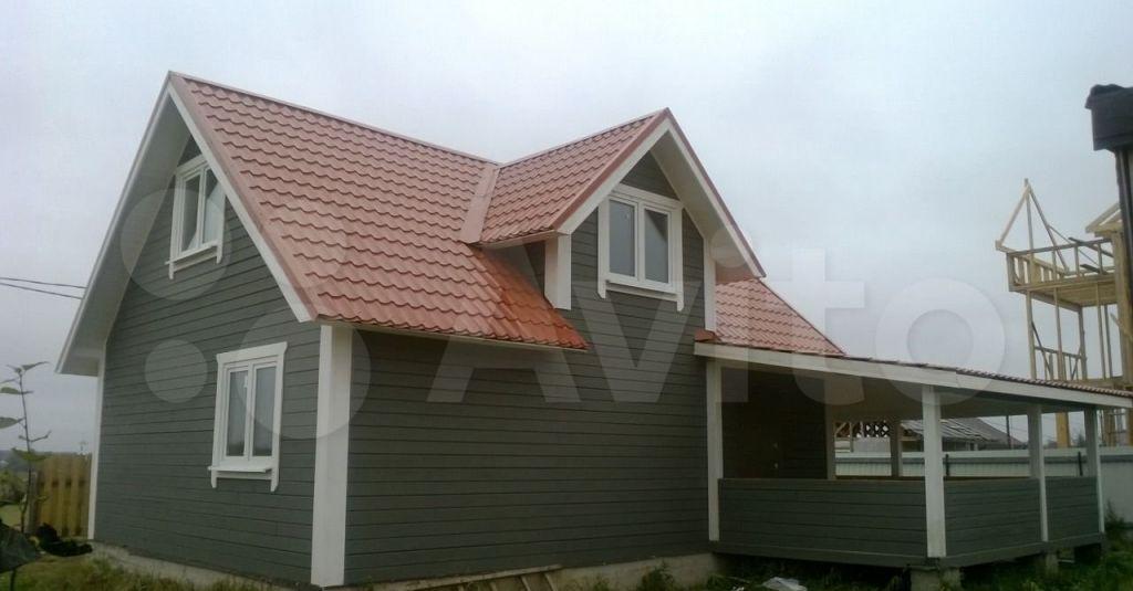 Продажа дома поселок Старый Городок, цена 6300000 рублей, 2021 год объявление №666536 на megabaz.ru