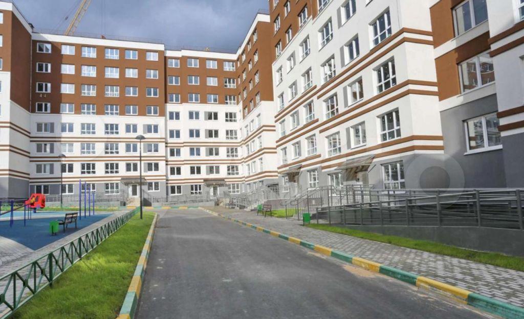 Продажа однокомнатной квартиры рабочий посёлок Нахабино, улица Володарского 3, цена 3940000 рублей, 2021 год объявление №704954 на megabaz.ru