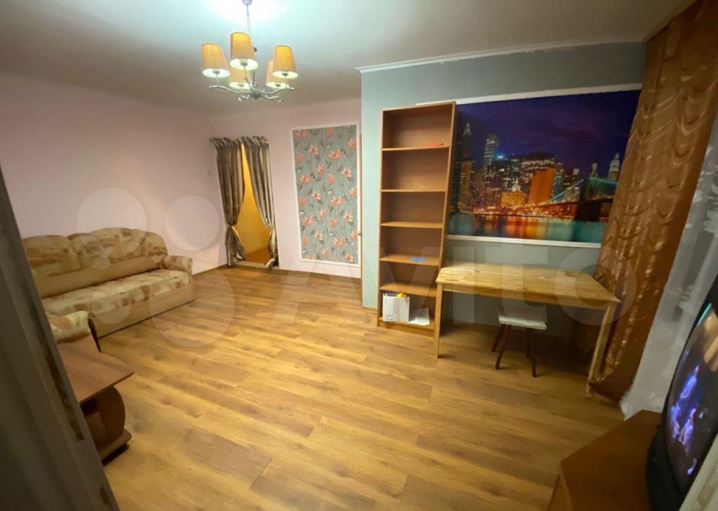 Аренда двухкомнатной квартиры Клин, Центральная улица 51, цена 16000 рублей, 2021 год объявление №1482086 на megabaz.ru