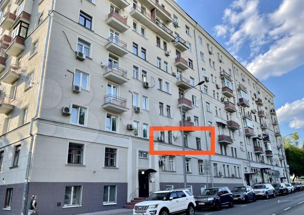 Продажа двухкомнатной квартиры Москва, метро Краснопресненская, Рочдельская улица 11/5, цена 28500000 рублей, 2021 год объявление №681818 на megabaz.ru