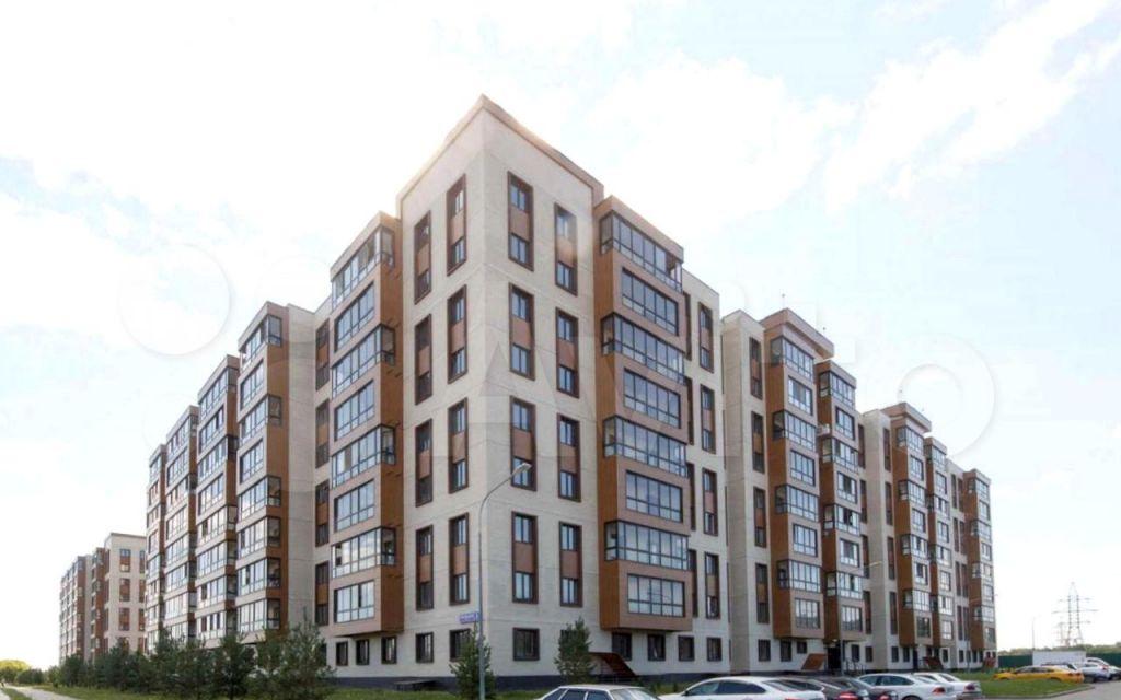 Продажа двухкомнатной квартиры деревня Пирогово, цена 5070000 рублей, 2021 год объявление №688416 на megabaz.ru