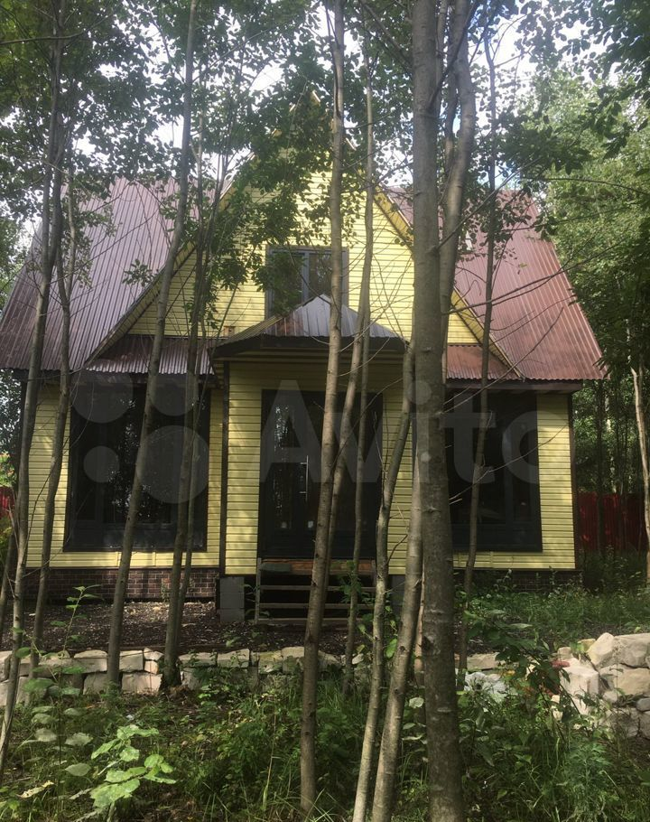 Продажа дома деревня Косякино, цена 3450000 рублей, 2021 год объявление №668847 на megabaz.ru