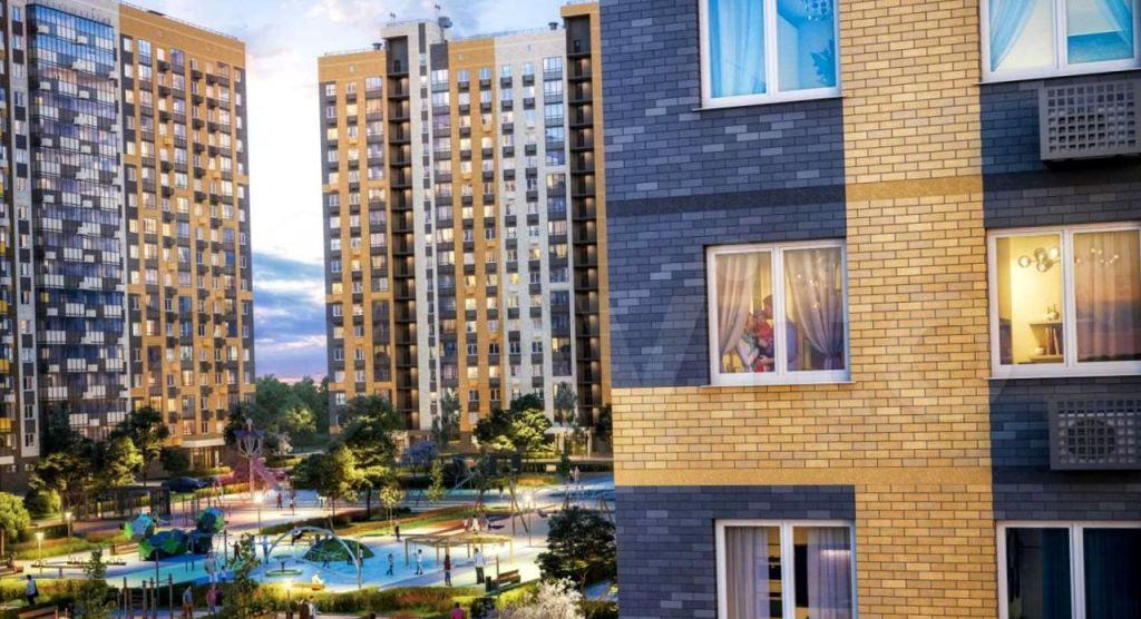 Продажа трёхкомнатной квартиры деревня Мисайлово, цена 5999000 рублей, 2021 год объявление №688388 на megabaz.ru