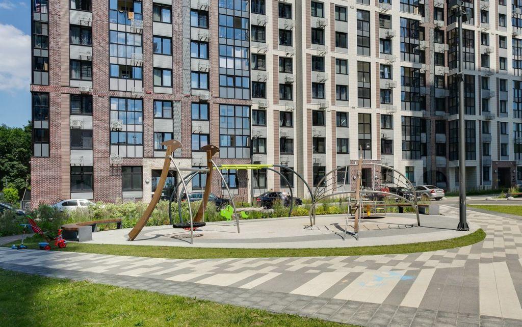 Продажа трёхкомнатной квартиры Москва, метро Лесопарковая, Варшавское шоссе 168, цена 16990000 рублей, 2021 год объявление №688202 на megabaz.ru