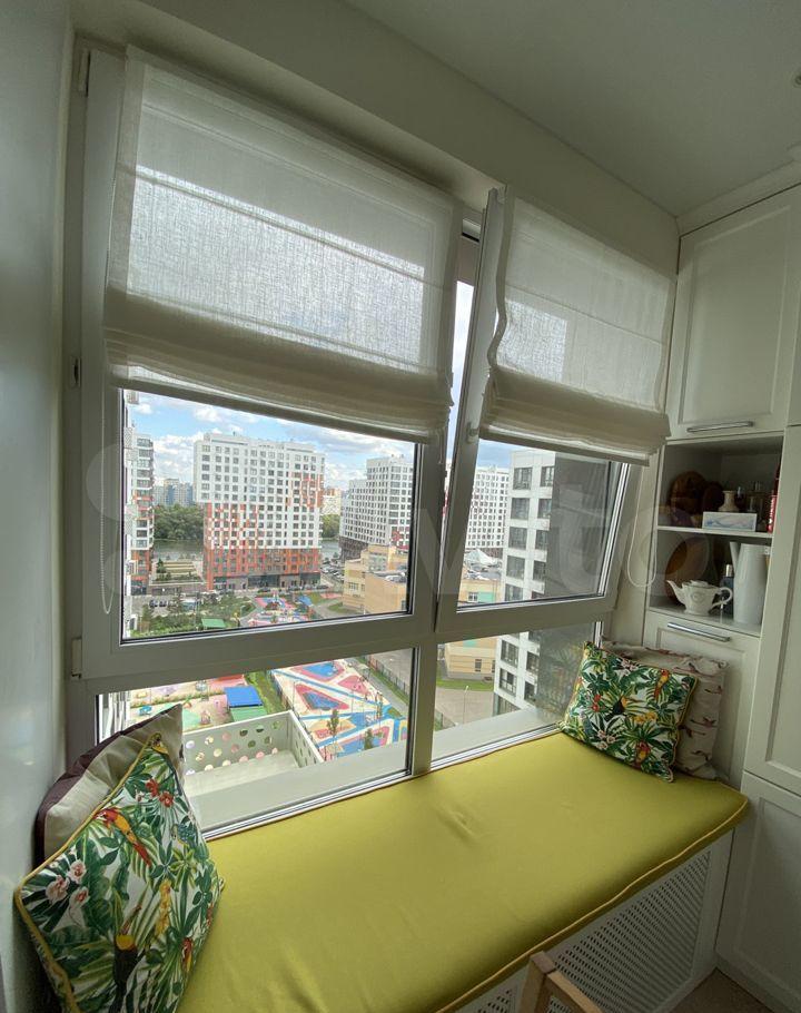 Продажа двухкомнатной квартиры Москва, метро Коломенская, Корабельная улица 13, цена 16500000 рублей, 2021 год объявление №705587 на megabaz.ru