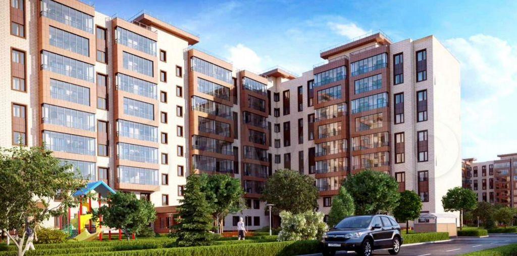 Продажа однокомнатной квартиры деревня Пирогово, цена 4260000 рублей, 2021 год объявление №688317 на megabaz.ru