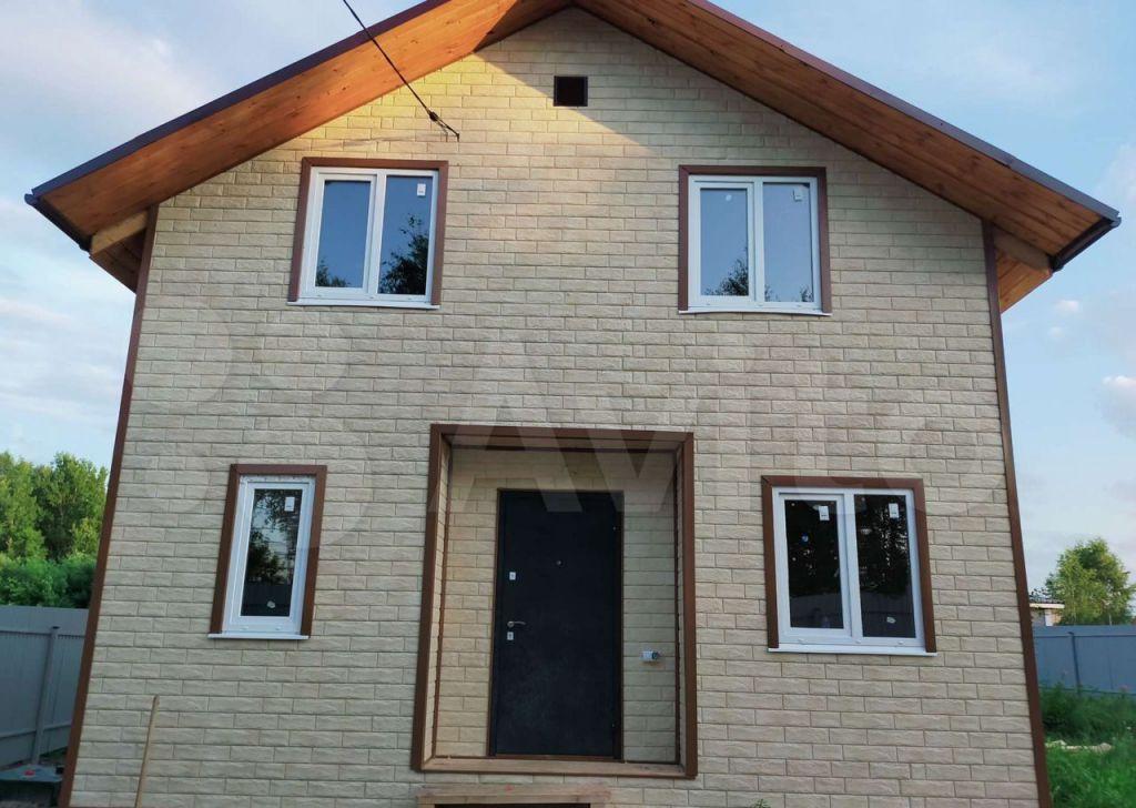 Продажа дома деревня Ходаево, цена 5850000 рублей, 2021 год объявление №663443 на megabaz.ru