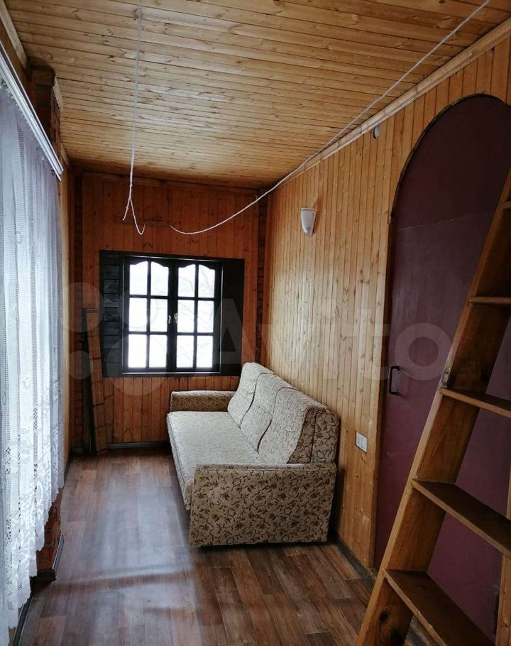 Аренда дома поселок Краснознаменский, улица Мальцево 101, цена 40000 рублей, 2021 год объявление №1464403 на megabaz.ru