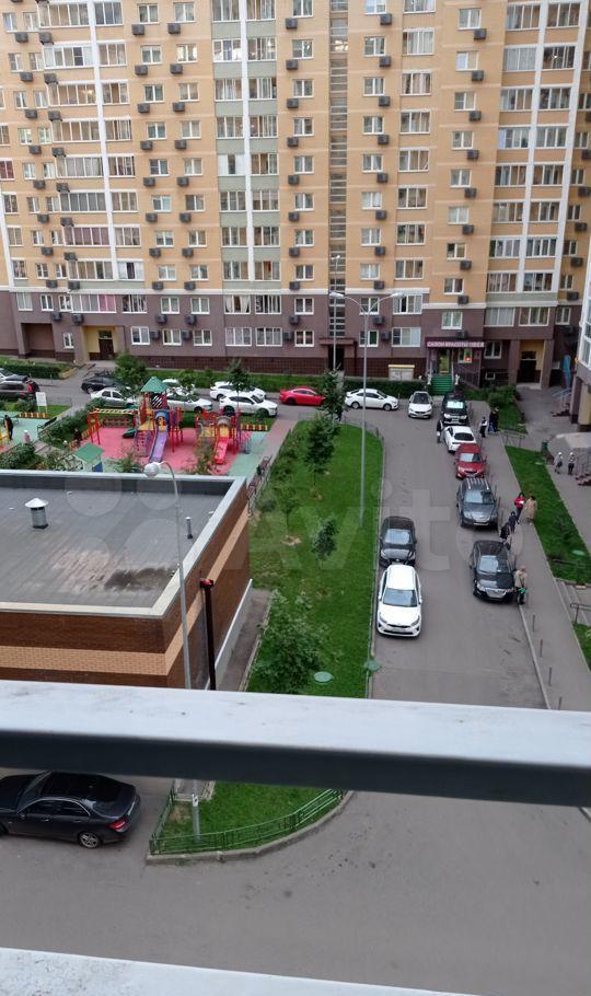 Аренда однокомнатной квартиры деревня Сапроново, цена 32000 рублей, 2021 год объявление №1464384 на megabaz.ru