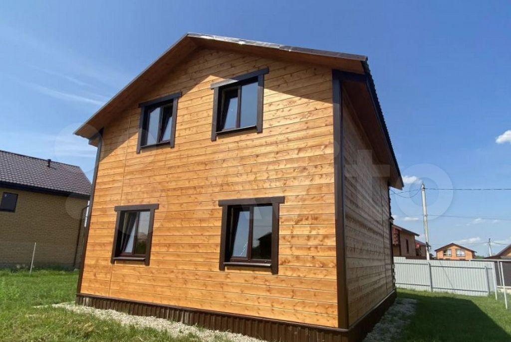 Продажа дома деревня Тимонино, цена 1150000 рублей, 2021 год объявление №690183 на megabaz.ru
