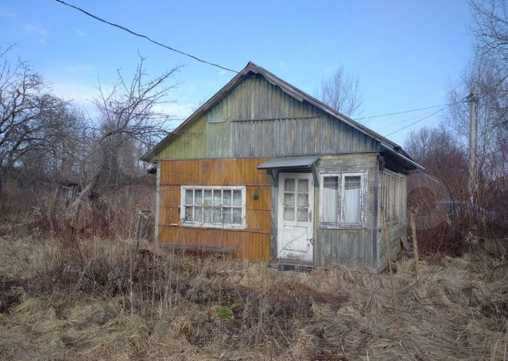 Продажа дома садовое товарищество Мичуринец, 6-я линия 5, цена 499000 рублей, 2021 год объявление №603851 на megabaz.ru