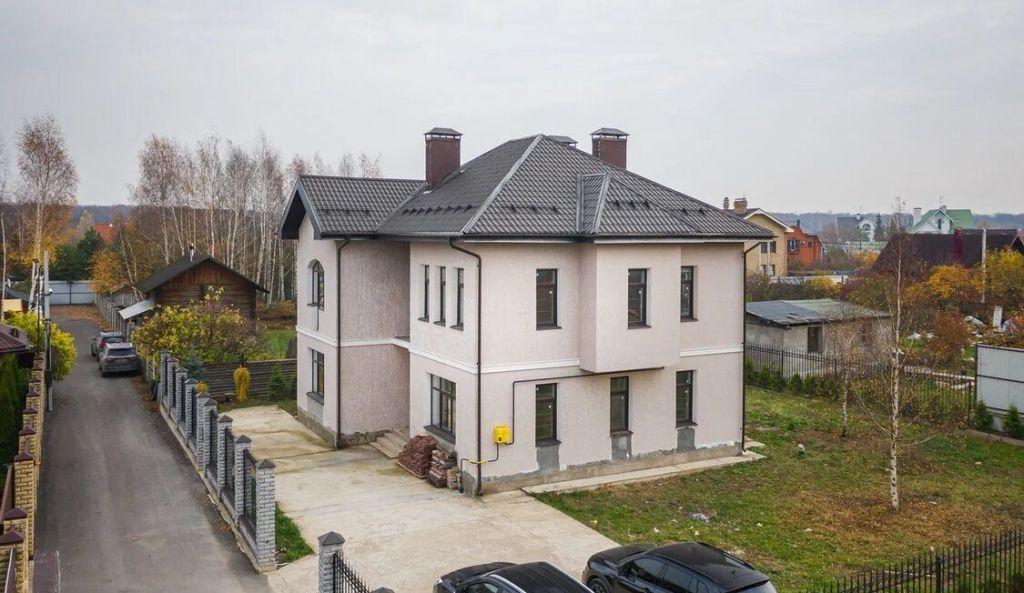 Продажа дома поселок Вешки, улица 6-я Линия, цена 25700000 рублей, 2020 год объявление №435088 на megabaz.ru