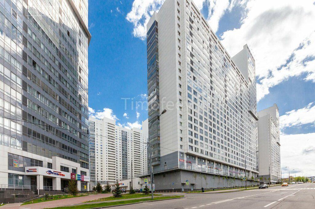 Продажа трёхкомнатной квартиры Москва, метро Нагатинская, 1-й Нагатинский проезд 11к2, цена 39500000 рублей, 2020 год объявление №385136 на megabaz.ru