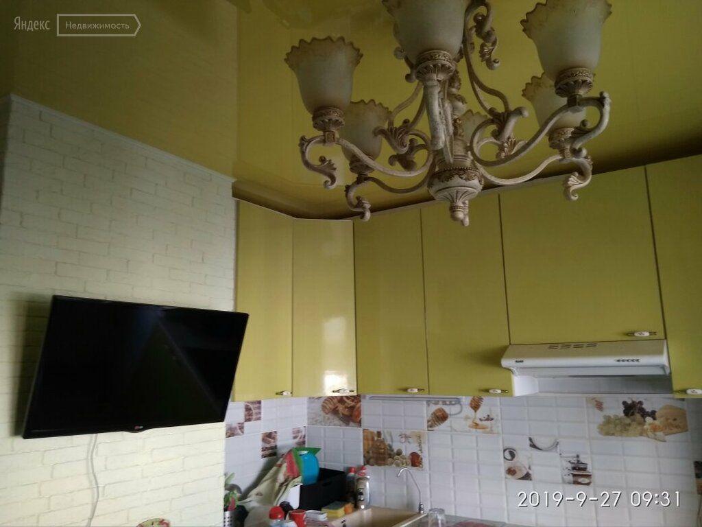 Продажа трёхкомнатной квартиры Москва, метро Домодедовская, Северный проезд 16, цена 10500000 рублей, 2020 год объявление №405171 на megabaz.ru