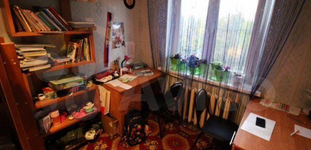 Продажа двухкомнатной квартиры Воскресенск, улица Калинина 52, цена 1450000 рублей, 2021 год объявление №580509 на megabaz.ru