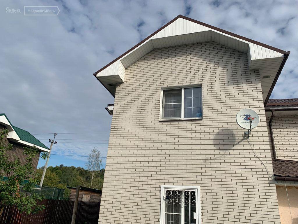 Продажа дома село Быково, Береговая улица 11, цена 13000000 рублей, 2021 год объявление №690054 на megabaz.ru