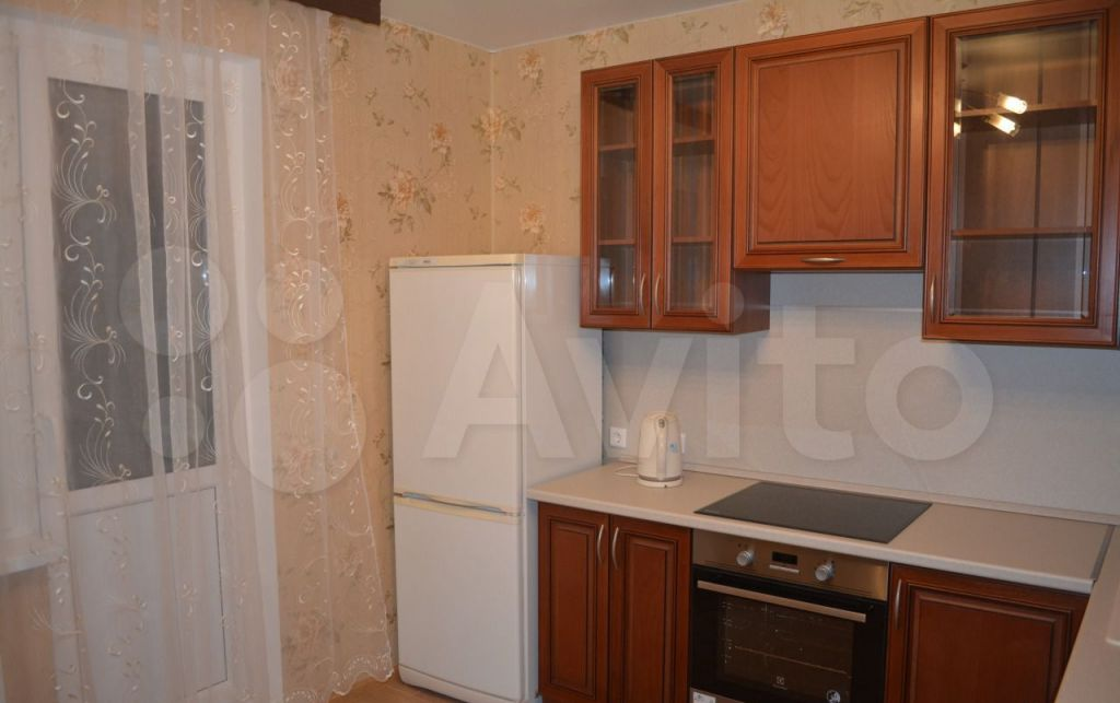 Аренда однокомнатной квартиры деревня Сапроново, цена 28000 рублей, 2021 год объявление №1465513 на megabaz.ru