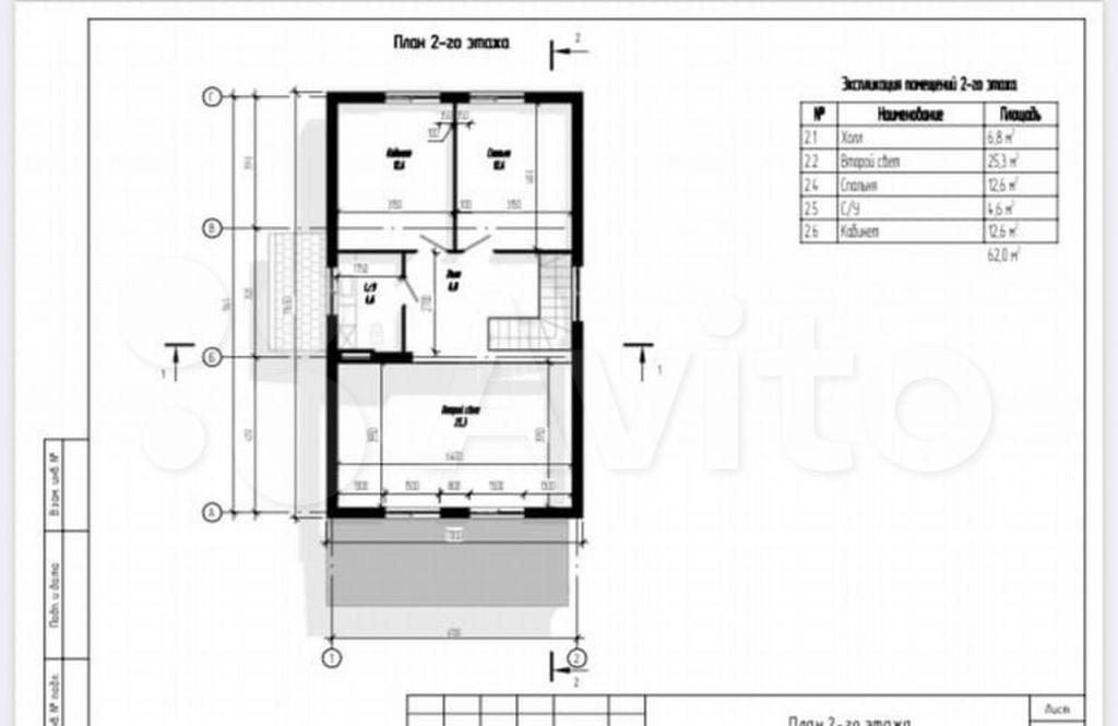 Продажа дома деревня Аббакумово, цена 8000000 рублей, 2021 год объявление №689955 на megabaz.ru