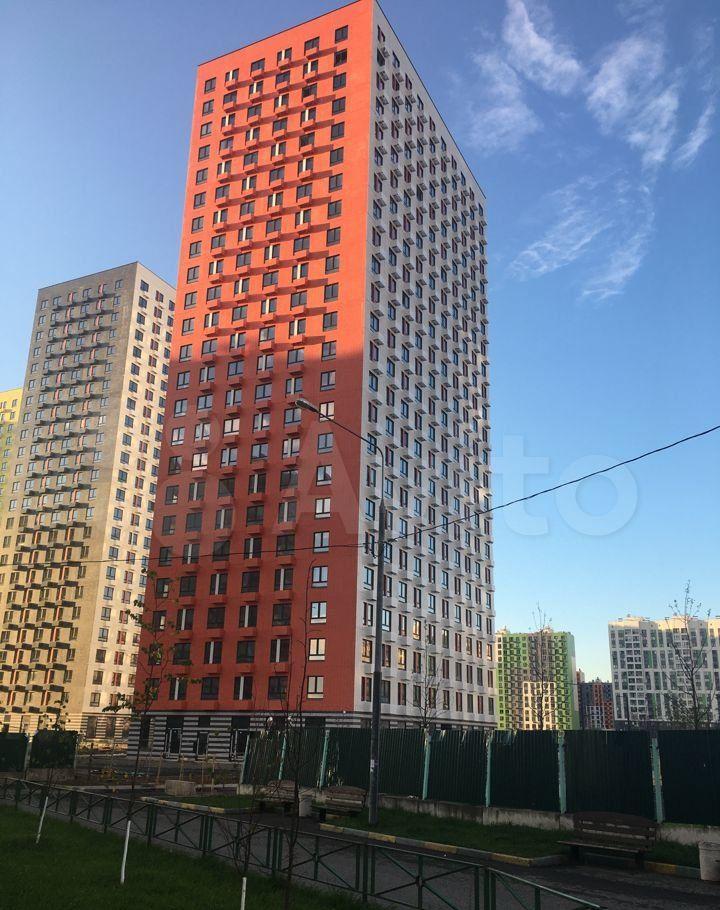 Продажа однокомнатной квартиры Видное, метро Улица Скобелевская, цена 7400000 рублей, 2021 год объявление №689873 на megabaz.ru