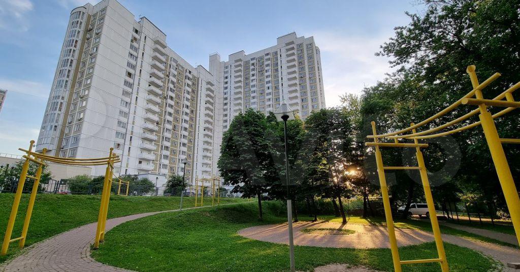Продажа однокомнатной квартиры Москва, метро Бабушкинская, Ярославское шоссе 124, цена 6550000 рублей, 2021 год объявление №689952 на megabaz.ru