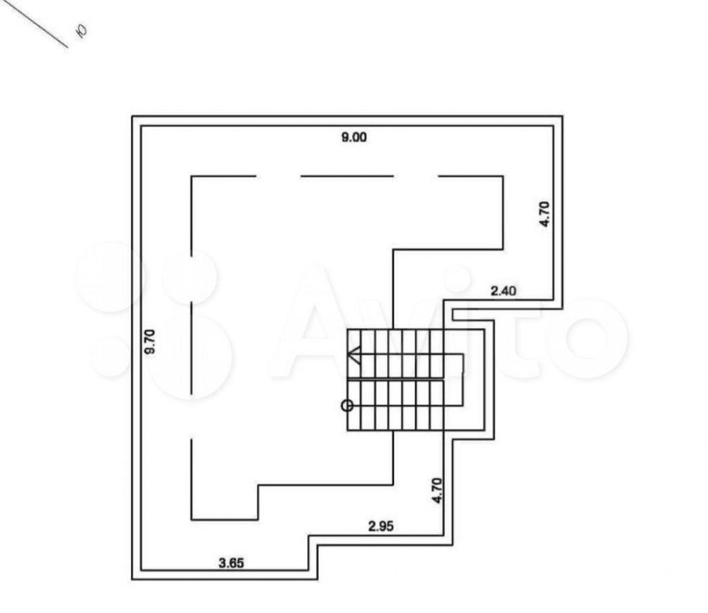 Продажа дома деревня Грибки, Полевая улица 13, цена 24900000 рублей, 2021 год объявление №694002 на megabaz.ru