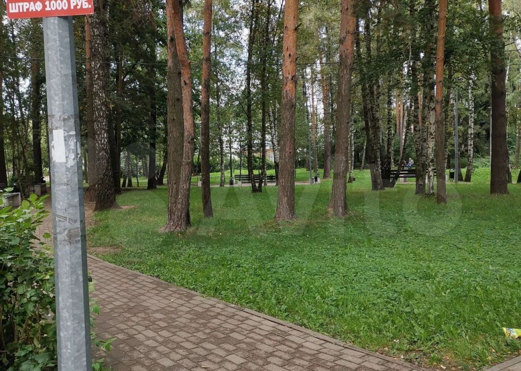 Аренда однокомнатной квартиры поселок Зеленый, Школьная улица 11, цена 16000 рублей, 2021 год объявление №1465894 на megabaz.ru