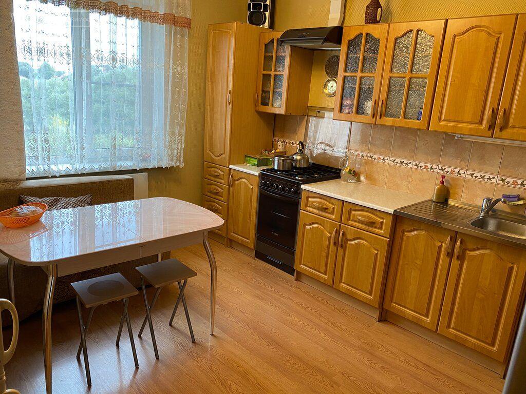 Продажа трёхкомнатной квартиры Волоколамск, Ново-Солдатский переулок 9, цена 7500000 рублей, 2021 год объявление №690465 на megabaz.ru