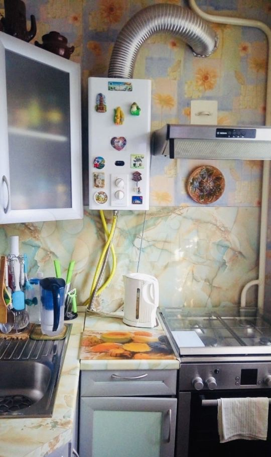 Продажа двухкомнатной квартиры Волоколамск, Тихая улица 11, цена 1800000 рублей, 2021 год объявление №690580 на megabaz.ru