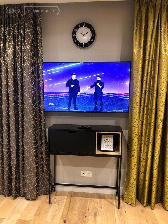 Аренда трёхкомнатной квартиры Москва, метро Тульская, Духовской переулок 19с2, цена 150000 рублей, 2021 год объявление №1483283 на megabaz.ru