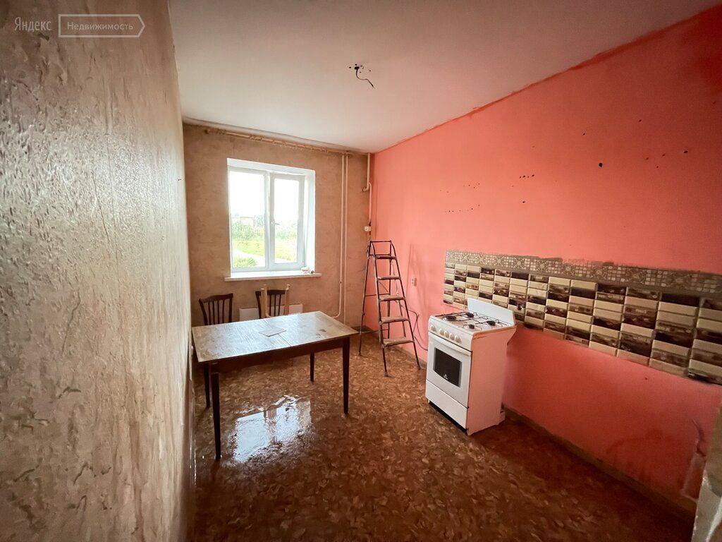 Продажа двухкомнатной квартиры деревня Губино, Луговая улица 25, цена 1850000 рублей, 2021 год объявление №690558 на megabaz.ru
