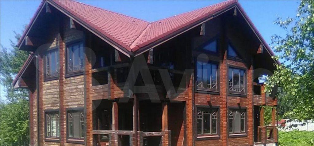 Продажа дома деревня Введенское, цена 7550000 рублей, 2021 год объявление №640724 на megabaz.ru