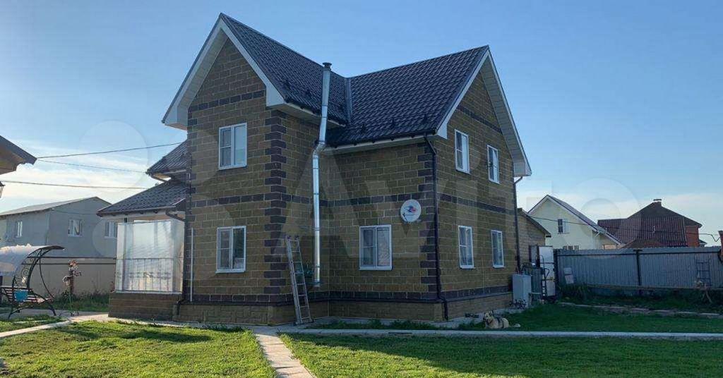 Продажа дома коттеджный посёлок Ромашково-37, Калиновая улица, цена 8500000 рублей, 2021 год объявление №601772 на megabaz.ru