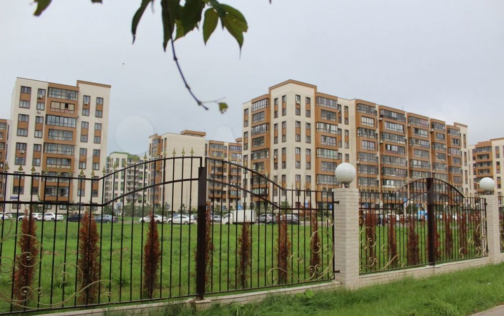 Продажа однокомнатной квартиры деревня Пирогово, улица Сурикова 1, цена 5100000 рублей, 2021 год объявление №690951 на megabaz.ru