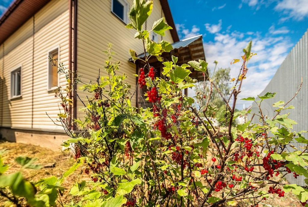 Продажа дома деревня Новое, Южная улица, цена 5500000 рублей, 2021 год объявление №604359 на megabaz.ru