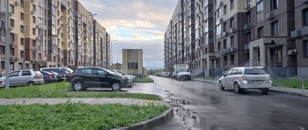 Аренда однокомнатной квартиры поселок Мебельной фабрики, Рассветная улица 5, цена 23000 рублей, 2021 год объявление №1466735 на megabaz.ru