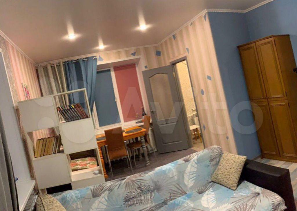Аренда однокомнатной квартиры Клин, улица Дурыманова 14, цена 17000 рублей, 2021 год объявление №1481534 на megabaz.ru