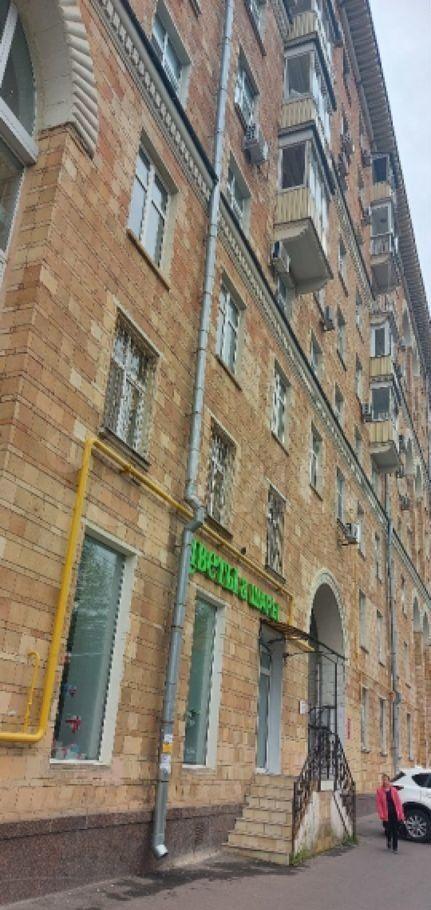 Продажа двухкомнатной квартиры Москва, метро Университет, Ломоносовский проспект 18, цена 25000000 рублей, 2021 год объявление №691610 на megabaz.ru