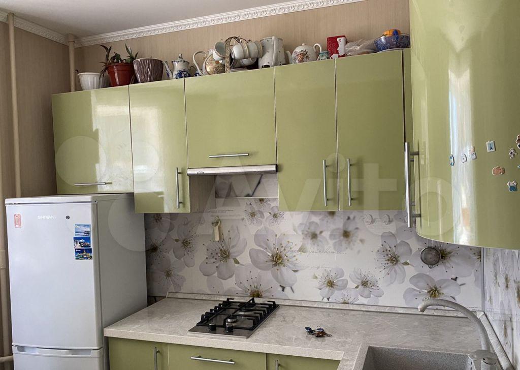 Аренда однокомнатной квартиры Клин, Клинская улица 56к1, цена 17000 рублей, 2021 год объявление №1484743 на megabaz.ru