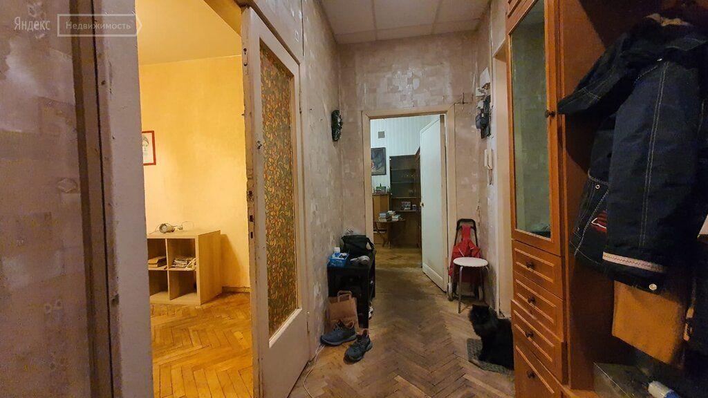 Продажа трёхкомнатной квартиры Москва, метро Академическая, улица Вавилова 48, цена 25000000 рублей, 2021 год объявление №691591 на megabaz.ru