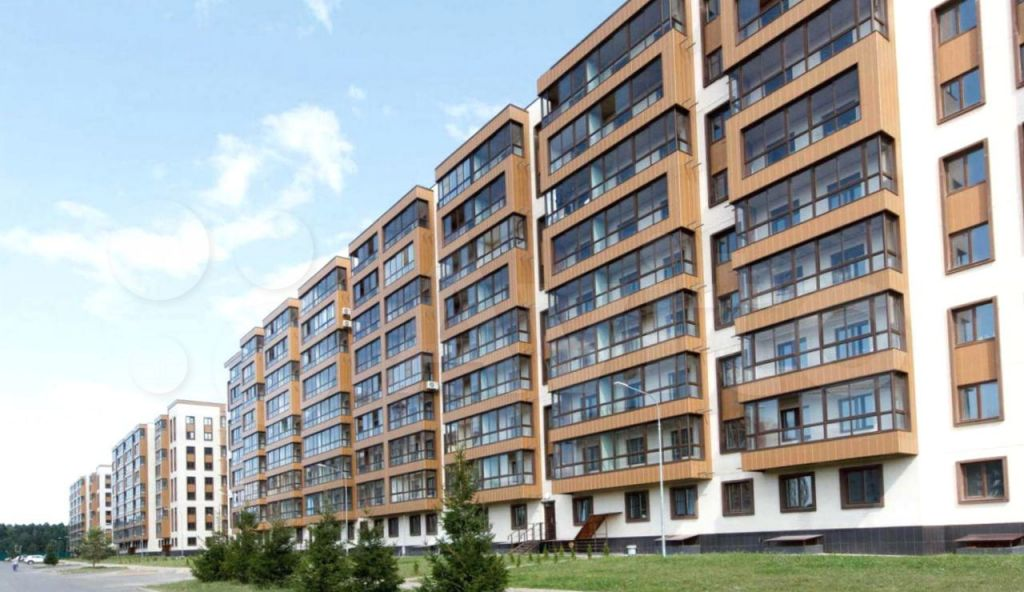 Продажа двухкомнатной квартиры деревня Пирогово, цена 5020000 рублей, 2021 год объявление №691711 на megabaz.ru