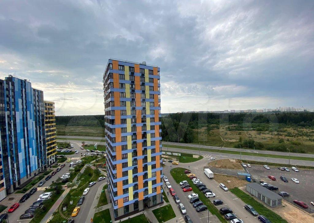 Аренда однокомнатной квартиры деревня Рузино, цена 35000 рублей, 2021 год объявление №1472106 на megabaz.ru