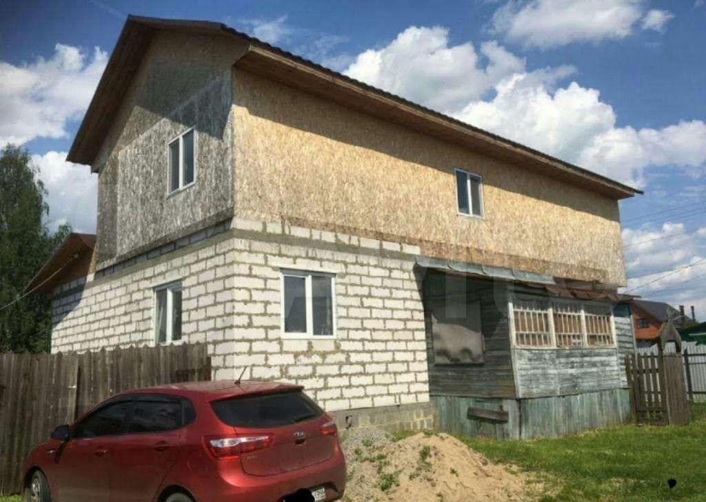 Продажа дома посёлок Виноградово, Центральная улица 177, цена 3400000 рублей, 2021 год объявление №691552 на megabaz.ru